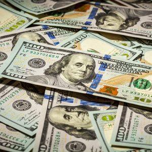 Fair Market Value Lease - Stack of Benjamins